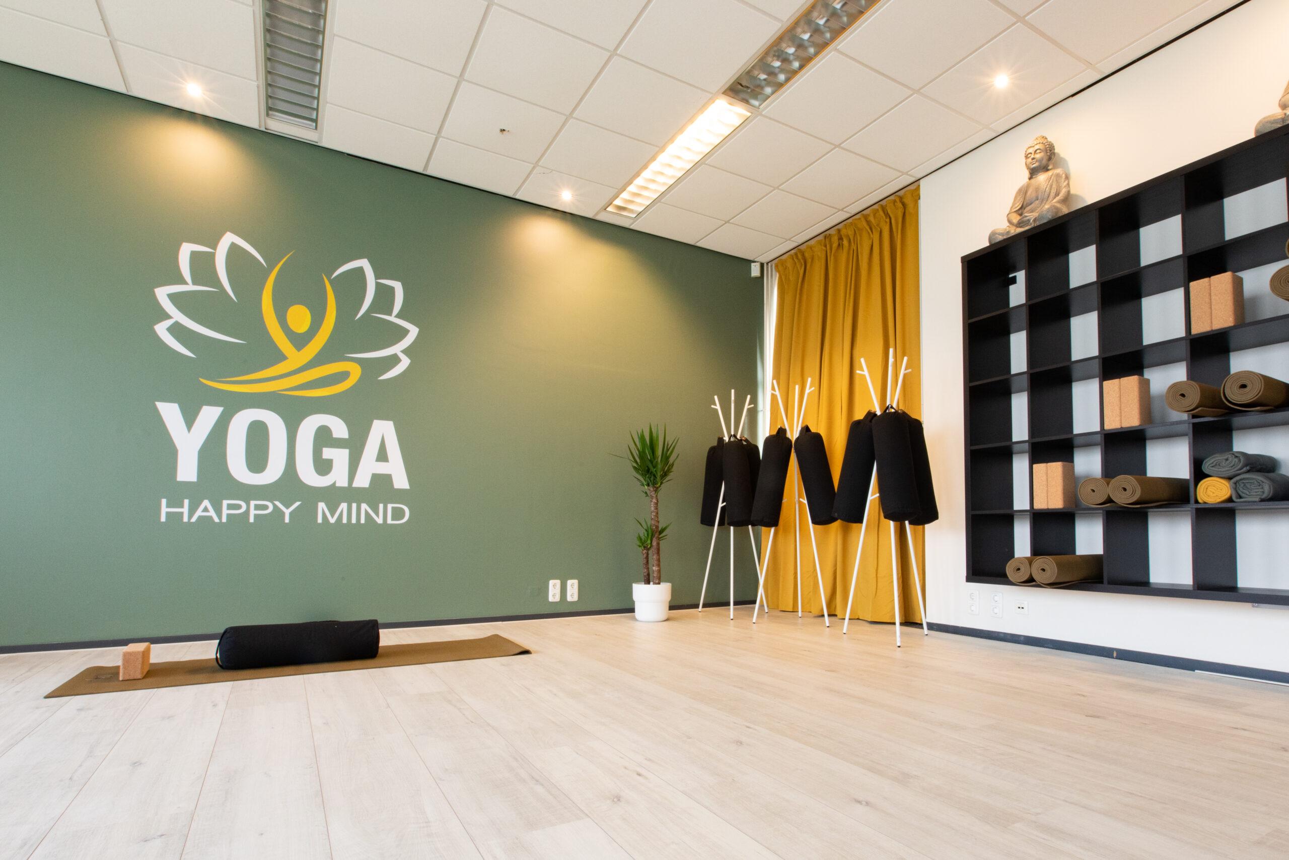 Yoga Studio Stiens Happy Mind